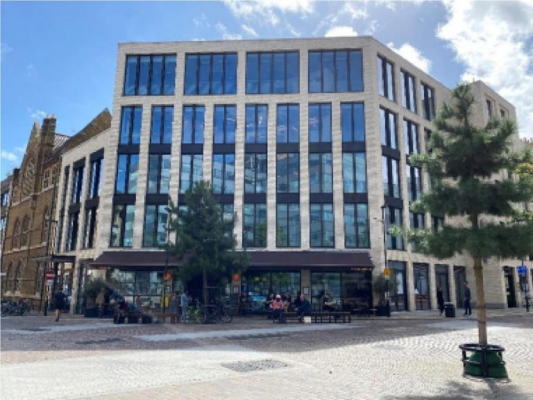 OFFICE TO RENT IN LEONARD CIRCUS, EC2A