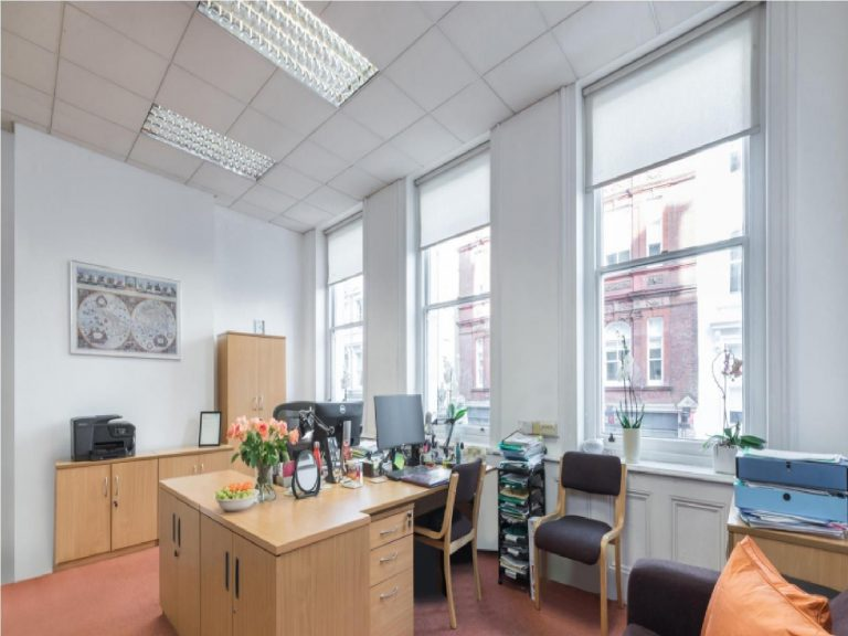 OFFICE TO RENT IN BEDFORD STREET, WC2E