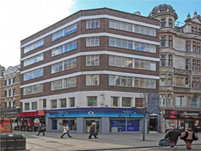 OFFICE TO RENT IN OXFORD STREET, W1C