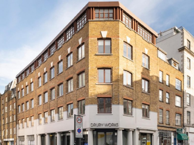 OFFICE TO RENT IN DRURY LANE, WC2B