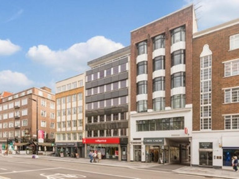 OFFICE TO RENT IN TOTTENHAM COURT ROAD, W1T