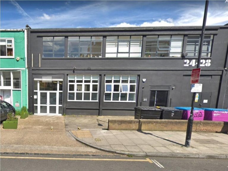 OFFICE TO RENT IN PRITCHARDS ROAD, E2