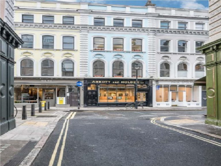 OFFICE TO RENT IN MUSEUM STREET, WC1A