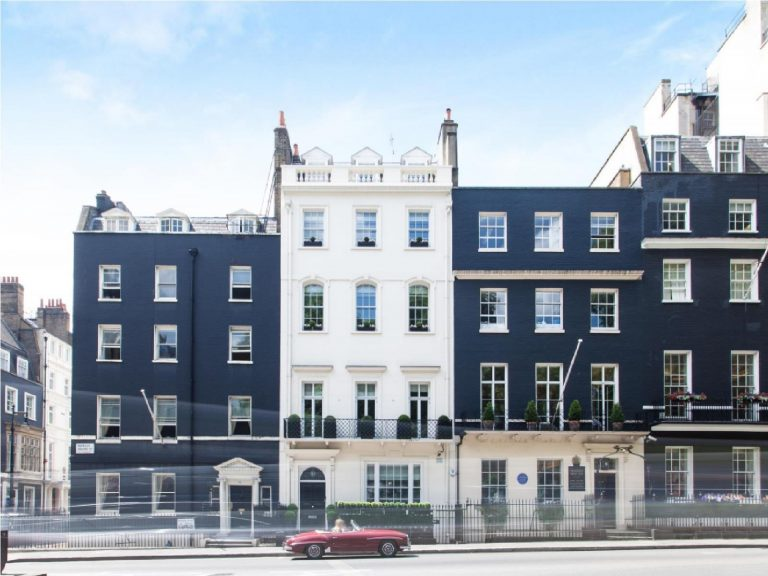 OFFICE TO RENT IN BERKELEY SQUARE, W1J