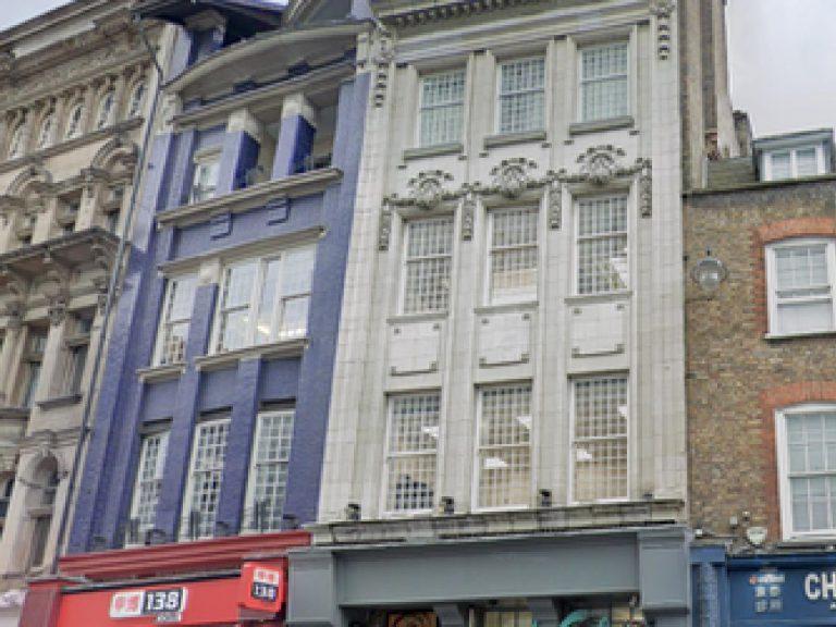 OFFICE TO RENT IN WARDOUR STREET, W1D