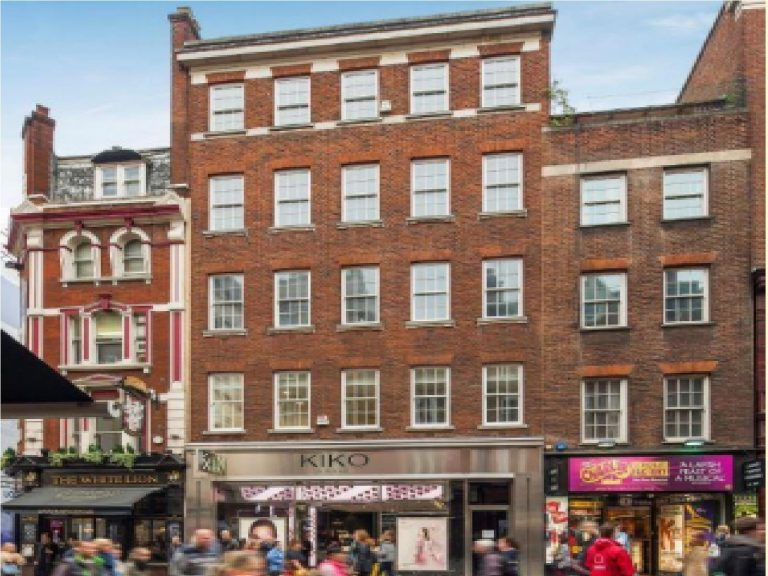 OFFICE TO RENT IN JAMES STREET, WC2E
