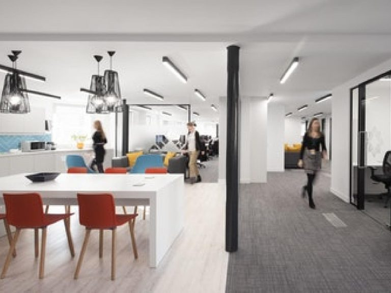 OFFICE TO RENT IN DEVONSHIRE SQUARE, EC2