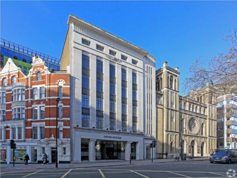 OFFICE TO RENT IN SHAFTESBURY AVENUE, WC2H