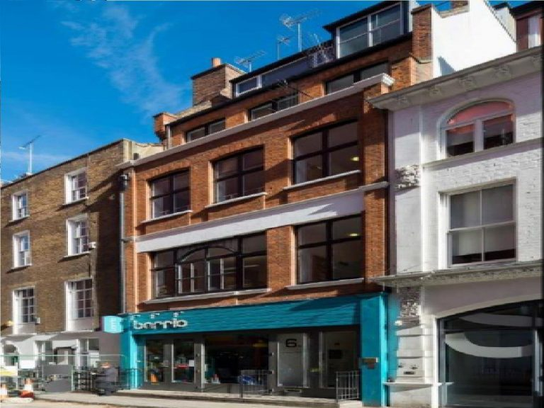 OFFICE TO RENT IN POLAND STREET, W1F