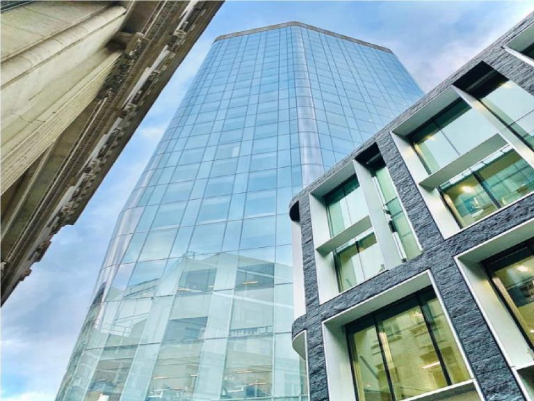 OFFICE TO RENT IN ANGEL COURT, EC2R