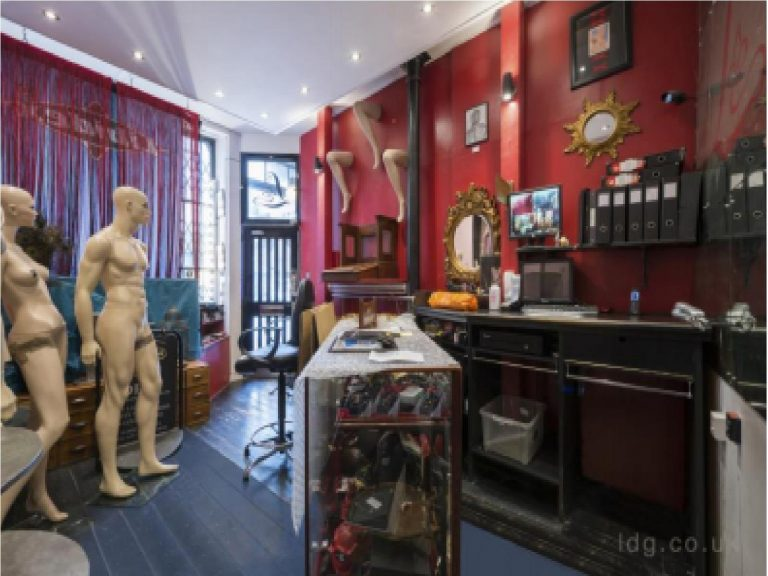 OFFICE TO RENT IN SHELTON STREET, WC2H