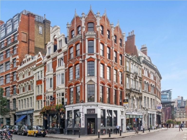 OFFICE TO RENT IN WEST SMITHFIELD, EC1A