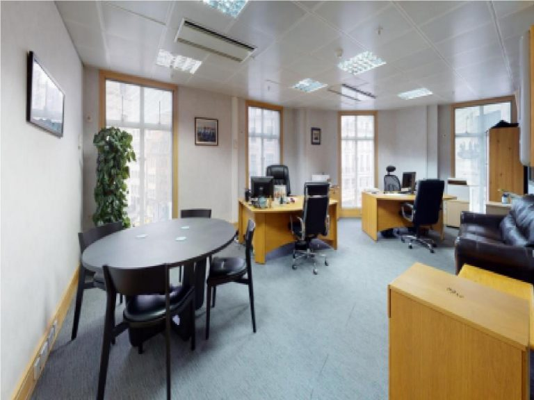 OFFICE TO RENT IN FOUBERTS PLACE, W1F