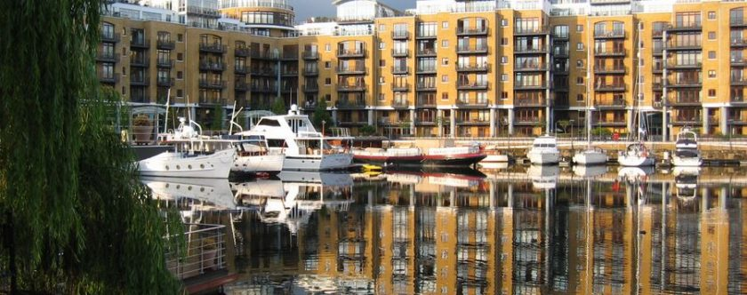 Blackstone to Sell St Katherine Docks