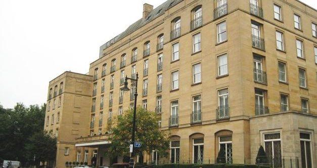 Berkeley Hotel up for sale