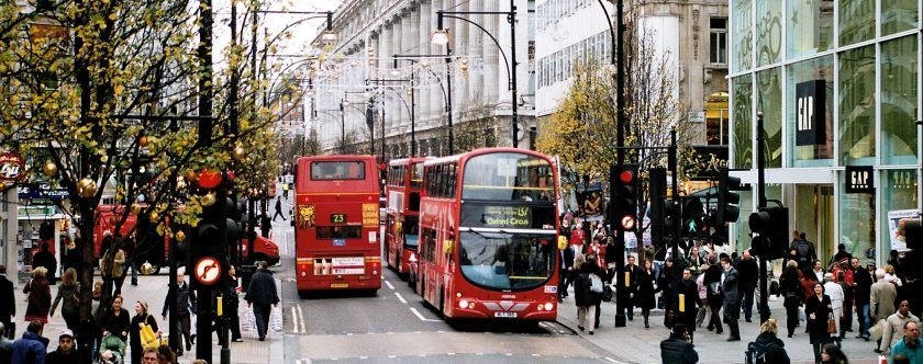 Is Oxford Street to be completely pedestrianised?