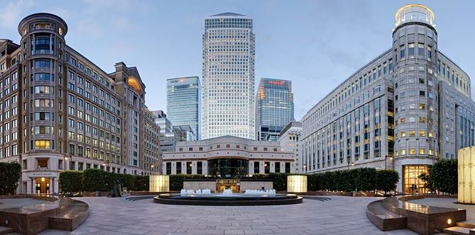 Canary Wharf Growth
