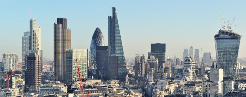 Is the London office space market turning?