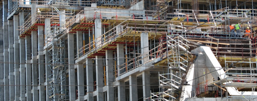 Global office construction to hit 700 million sq ft by 2019