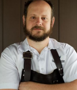 TRyan Crawford, Chef at backhouse