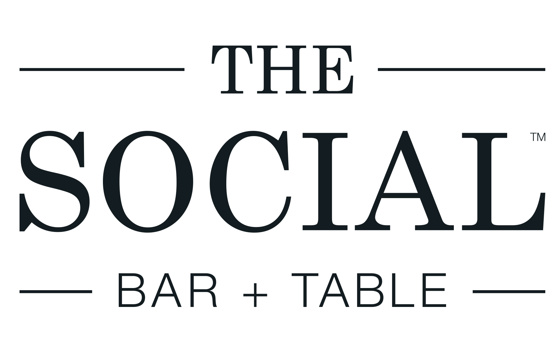 The Social Bar + Table logo