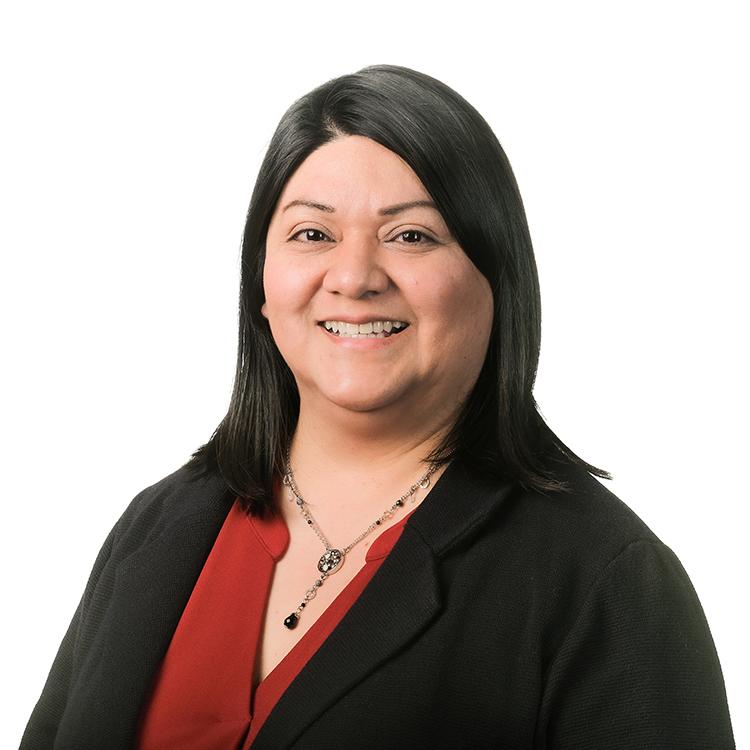 Claudia Urbina RN, BScN, MN portrait