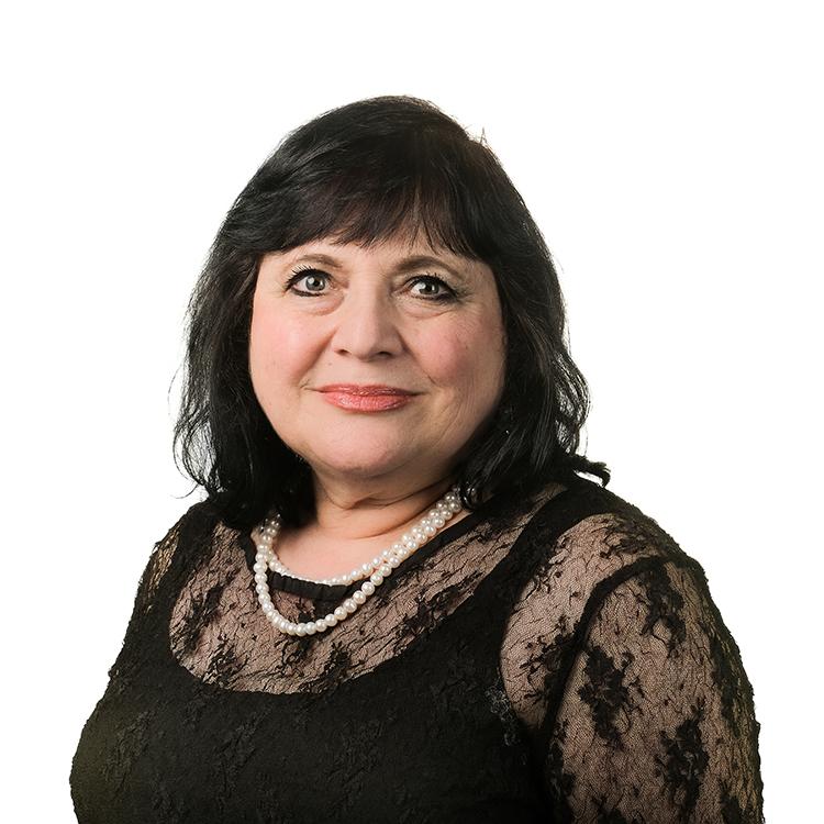 Samira Nesrallah  portrait