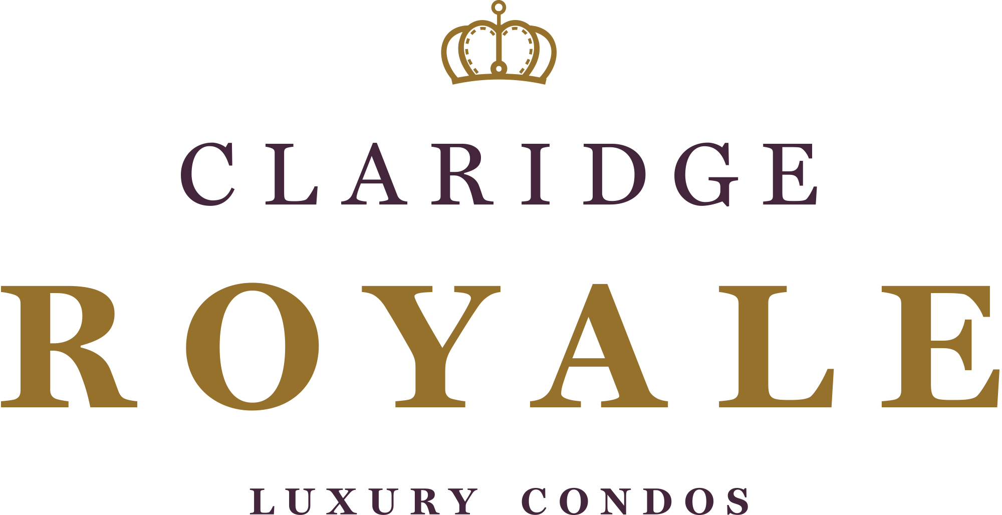 Claridge Royale Logo