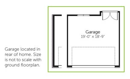 Claridge Homes Mackenzie Garage Townhomes Floor Plans