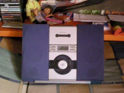 Vendo Lettore cd_lettore per cassette _radio
