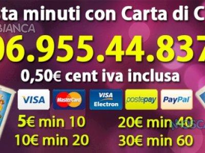 Domanda gratuita Cartomati studio astri tarocchi