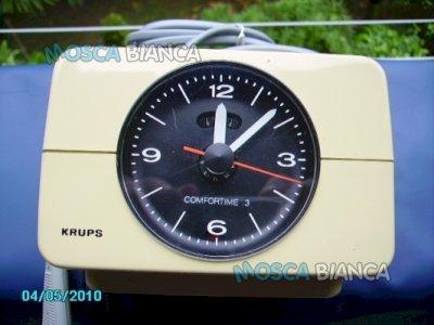 Orologio Krups anni 60