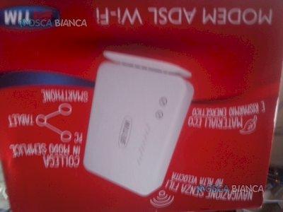 Modem adsl 2+ wi-fi telecom italia