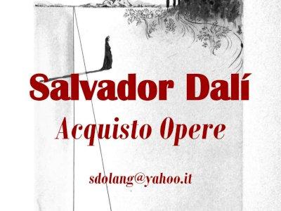 Salvador Dalì: Biblia Sacra – litografie - altro