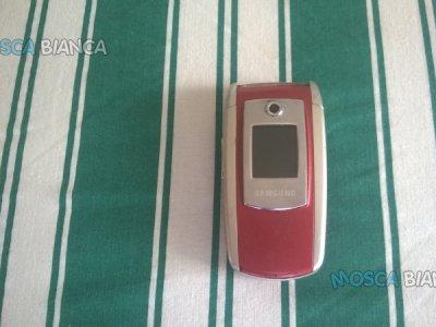 Cellulare Samsung  SGH-E700