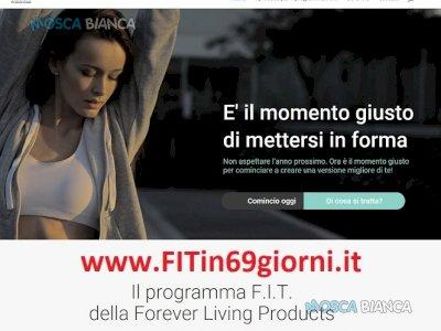 Nuovo programma FITNESS che abbina dieta e integratori alimentari