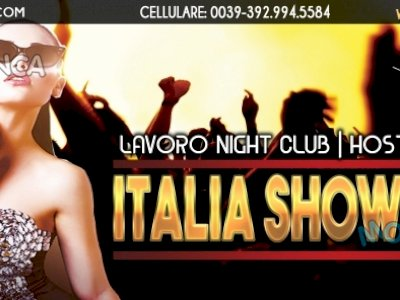 Lavoro in night club hostess figurante di sala ragazze