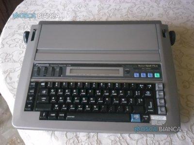 Macchina per scrivere elettronica Panasonic