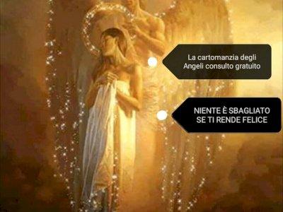 LA CARTOMANZIA DEGLI ANGELI