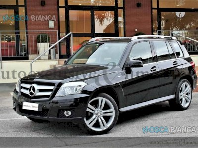 Mercedes Benz GLK 220 cdi 4 Matic