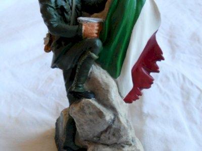 statuetta alpino Reggio Emilia 1997