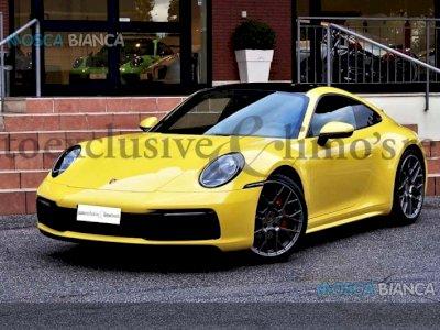 Porsche 992 4S (911)