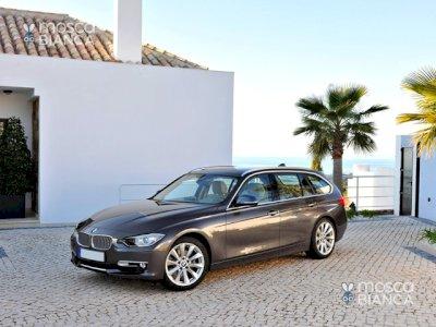 """BMW 316 d Touring Business aut. """"NOLEGGIO LUNGO TERMINE"""""""