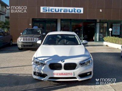 """BMW 118 d 5p. Steptronic """"NAVI""""LED""""17"""""""