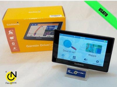 Navigatore Garmin Drive Smart 50 con Mappe Vita