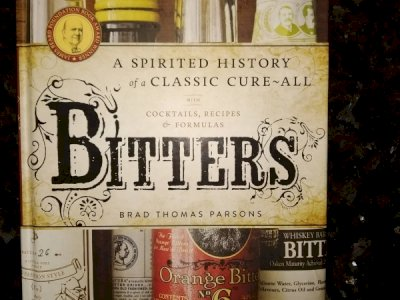 Libro Bitters aromatici