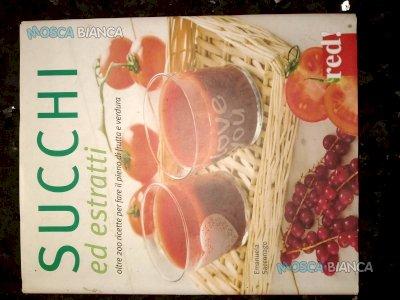 Libro Estratti di frutta e verdura
