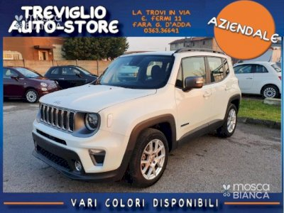 JEEP Renegade 1.0 T3 Limited CAR PLAY + PACK LED + FUNCTION PACK