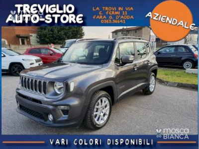JEEP Renegade 1.0 T3 Limited CAR PLAY+NAV 8,4 + GOMME 4 STAGIONI