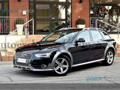 Audi A4 Allroad (quattro)